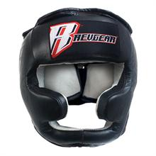 Revgear Leather Head Gear with Chin...